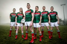 What do you make of the new Mayo GAA jersey?