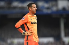 'It's a disgusting challenge' - West Ham 'keeper criticised for late tackle on Zlatan