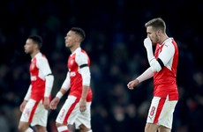 Arsenal dumped out of League Cup by impressive Southampton