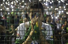 'It's hard to keep going' - Fans flock to stadiums to mourn Chapecoense football team