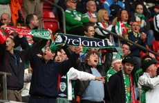 Ireland's ticket allocation for World Cup qualifier in Cardiff revealed