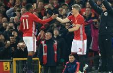 'Amazing evening, perfect result': Schweinsteiger thanks Man Utd fans after shock return