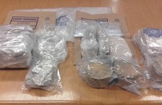 Gardaí seize MDMA and heroin worth €1.1m in Dublin