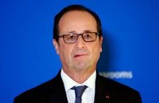 French President Francois Hollande won't seek re-election