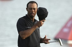 Tiger fires one-over 73 in return from 16-month layoff