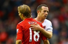 Kuyt sorry for latest Liverpool defeat