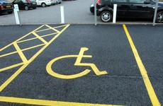 'Stupidity is not a handicap': Minister warns motorists to stop parking in disabled designated spots