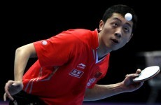 Been waiting for the best table tennis shots of 2011? Yeah, us too...