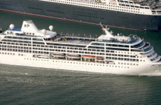 Cruise company fined €37 million for deliberately dumping into the seas