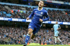 As it happened: Man City v Chelsea, Premier League
