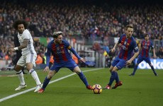 As it happened: Barcelona v Real Madrid, El Clasico
