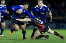 Youthful Leinster thrill RDS crowd with bonus point victory over Dragons