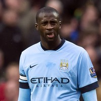 Man City star Toure charged with drink driving