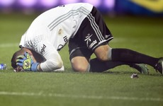 French league match abandoned after goalkeeper hurt by firecracker