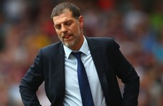 'I feel humiliated' - Bilic hammers West Ham players following Arsenal loss