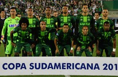 Chapecoense to be awarded Copa Sudamericana trophy