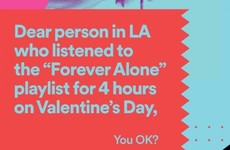 Everyone is loving these genius Spotify ads that look back on 2016