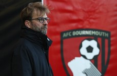 Klopp hails Bournemouth's 'deserved' win but admits Liverpool 'gave the game away'
