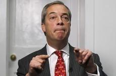Nigel Farage takes aim at Gerry Adams over Sinn Féin's Brexit approach