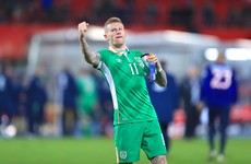 James McClean vows to end career at hometown club Derry City