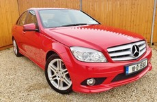 DoneDeal of the Week: This Mercedes-Benz C-Class is a great sporty looking family saloon