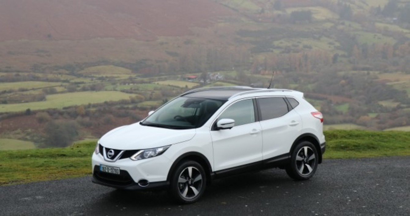 Review: Ireland loves the Nissan Qashqai, so what\'s its secret sauce?