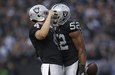 The Raiders continue to just win, baby