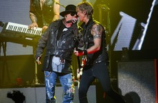 Guns N' Roses (with Slash) will return to Slane Castle next summer