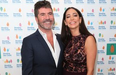 Simon Cowell is spending Christmas with his son instead of all his ex-girlfriends... It's the Dredge