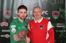 Massive coup for Cork City as they tie down the LOI's top goalscorer Maguire
