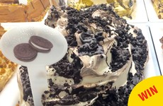 This Sligo ice cream has been named the best Oreo gelato in the world