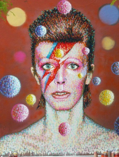 It's your Christmas David Bowie Quiz