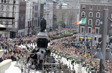 Hunt for family of 1916 hero who created iconic tricolour