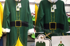 Penneys are now selling Elf onesies just in time for Christmas