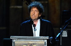 He may be a no-show, but Bob Dylan has written something special for the Nobel banquet