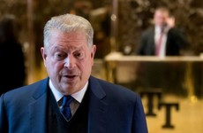 "Donald Trump and Al Gore have ""extremely interesting conversation"" about climate change"