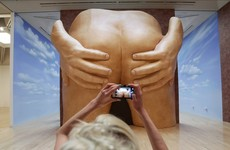 This giant rear end hoovered up all the attention - but it's been beaten to the Turner Prize