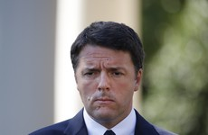 Italian president asks Renzi to stick around until a budget is passed