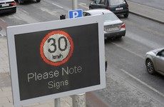 30km/h speed limit approved for some Dublin city roads