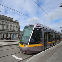 Average price of property at each stop on DART and Luas lines revealed
