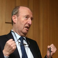 Shane Ross offers a weak apology for saying judges live a 'charmed life'