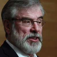 Explainer: The conflicting words between Gerry Adams and the son of a murdered prison officer