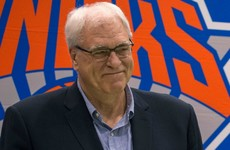 Knicks president Jackson says marijuana use part of NBA culture
