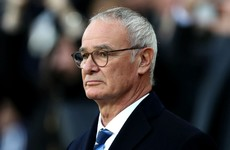 Ranieri not fearful of Foxes chop but admits Leicester owner unhappy