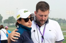 Play suspended after caddie dies at Dubai Ladies Masters