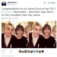 Enya and Jedward are your new squad goals - no, really... It's the Dredge