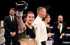 Anthony Joshua: The angels of the boxing arena are shining a light down on Katie Taylor