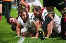 Front-row boost for Ulster as South African prop Herbst commits until 2019