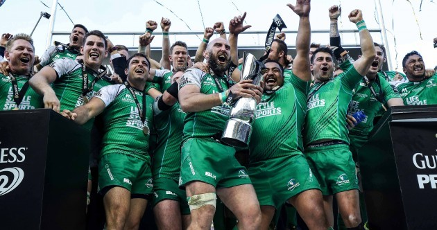 Test your knowledge of Connacht's outrageously brilliant 2016