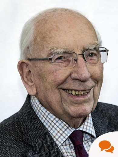 One of the key people in the making of modern Ireland turns 100 today